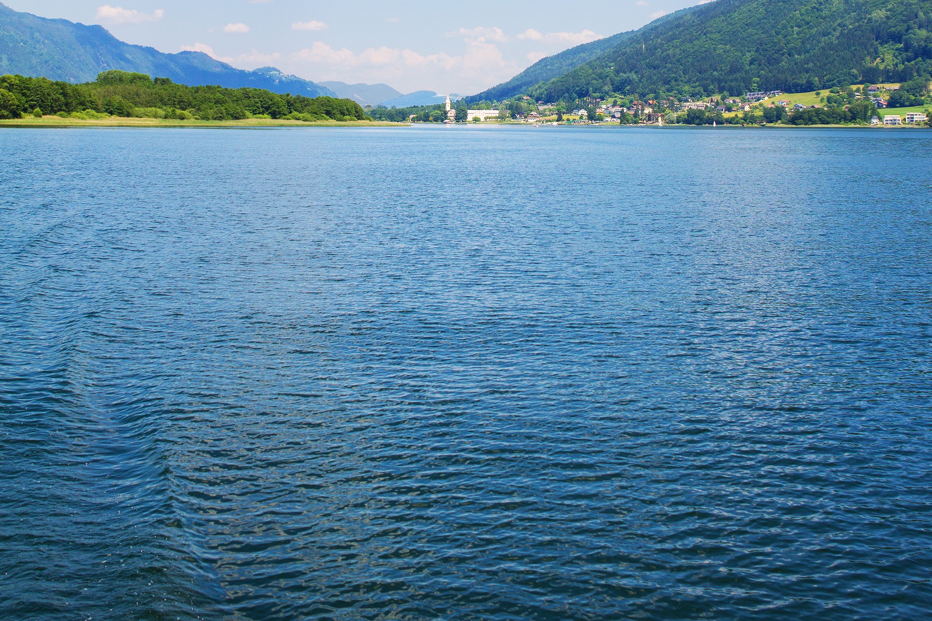 IMMOBILIEN AM OSSIACHERSEE